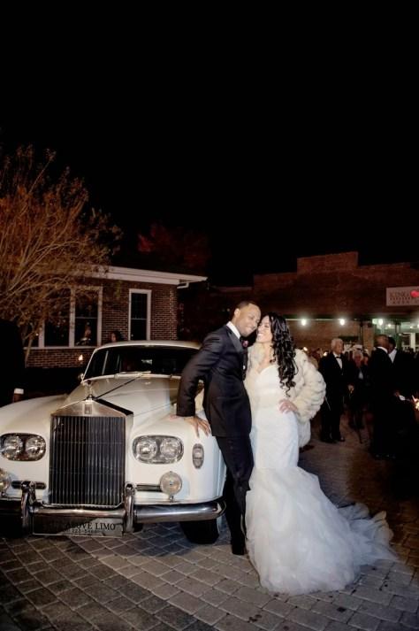 Sindi and Errol's Wedding at King Plow Arts Center, Atlanta, Georgia