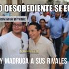 Se entuba el hijo desobediente de Quintana Roo