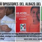 Roberto Borge Angulo, demagogo, insulta a los quintanarroenses