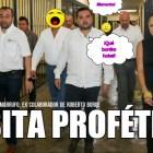 Mauricio Rodríguez Marrufo visita la cárcel