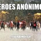 Brigadistas, héroes anónimos