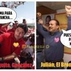 Julián El Bronco Ricalde Vs. Félix La Chiquita González