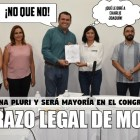 Madrazo legal de Morena