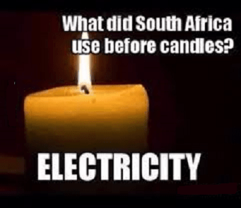load shedding south africa electricity crisis