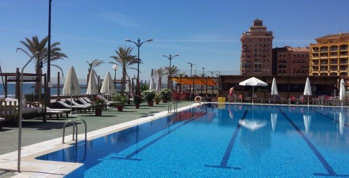 Las piscinas de l 39 horta ya est n abiertas - Piscinas municipales en valencia ...