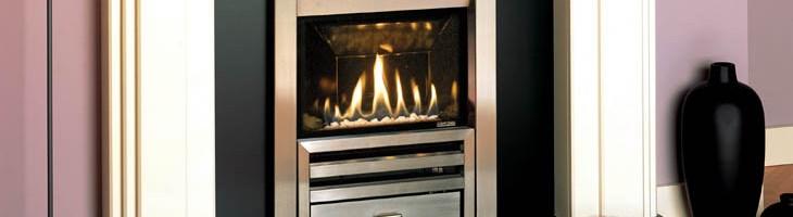 Evolution Inset Gas Fire