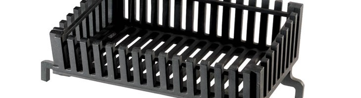 The Riva Grate Fire Basket