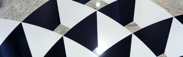Showroom Floor Pattern