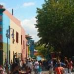 Paseos Urbanos – Sentirse turista en Buenos Aires (Caminito y San Telmo)