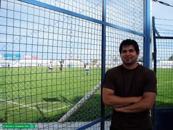 Estadio Guillermo Brown de Puerto Madryn
