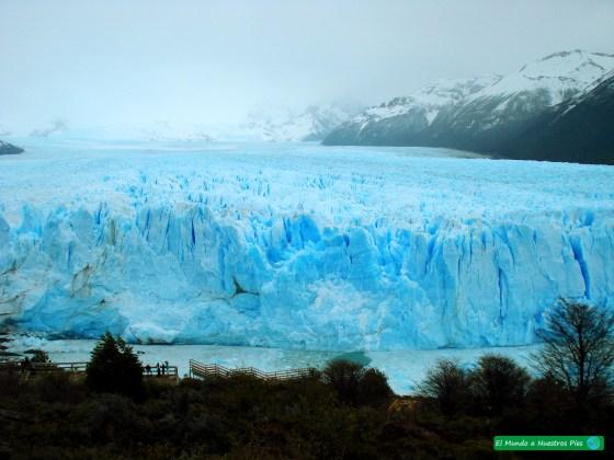 Pasarelas Glaciar Perito Moreno