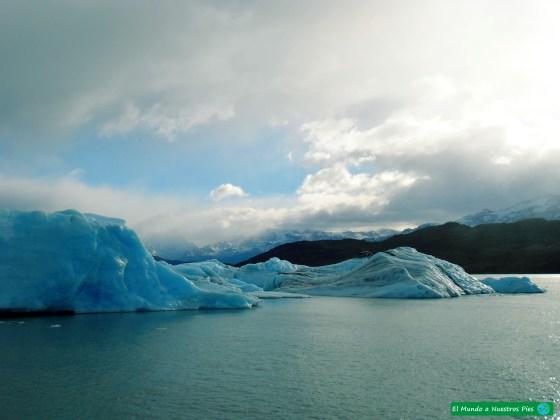 -Barrera Tempanos Glaciar Upsala