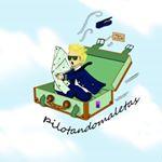 Pilotando maletas
