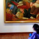 Viajar en familia: Visitar un museo con niños