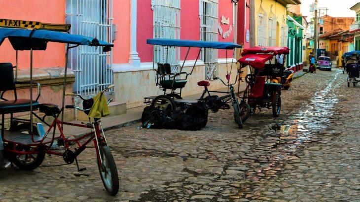 portada. Calles de Trinidad