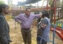 Visita de nuestro Ministro de Educación a #LaMatanza