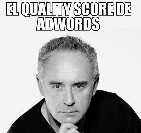 Relació entre Quality Score i Cost per conversió a Google Adwords (QS 10 té el menor CPA?)