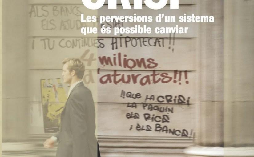 Arcadi Oliveres publica 'Aturem la crisi' aquest 31 de març