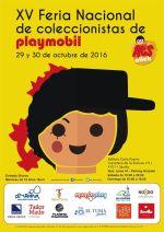 La mayor y más importante feria nacional de coleccionistas de clicks de Playmobil llega a Sevilla