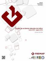 FREMAP presenta el estudio de accidentes laborales de tráfico, enero 2015 – agosto 2016