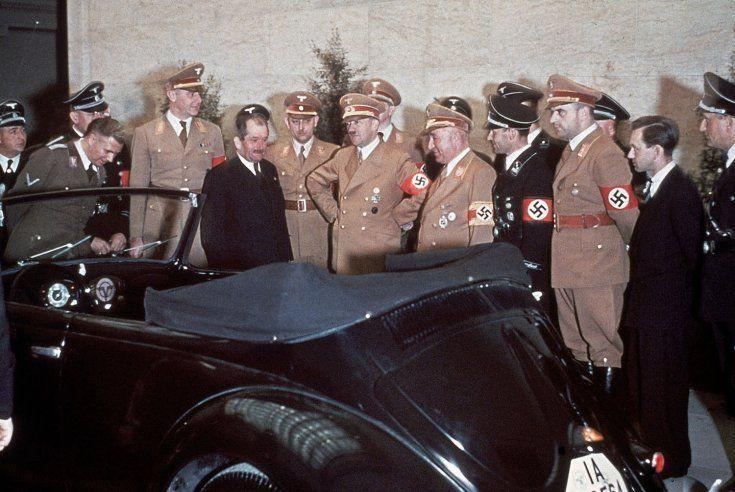 El Tercer Reich económico: las empresas que ayudaron a Hitler