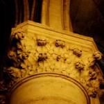 Fotos de Notre Dame de Paris, capitel