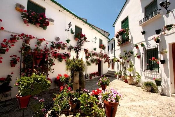 Fotos de Priego de Cordoba, Barrio de la Villa
