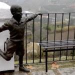Fotos de Priego de Cordoba, estatua de Joselito