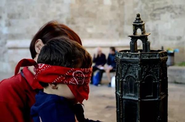 Fotos de Valencia, Oriol visita teatralizada al Miquelet