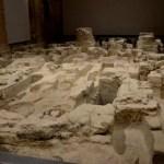 Fotos de la Fortaleza La Mota en Alcalá la Real, tumbas