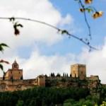 Fotos de la Fortaleza La Mota en Alcalá la Real