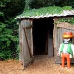 Fotos del Playmobil FunPark en Alemania, mina
