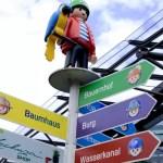 Fotos del Playmobil FunPark en Alemania, señales