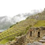 Terrazas en Machu Pichu