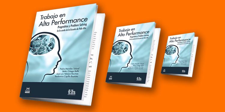 Portadas libro Trabajo en Alta Performance