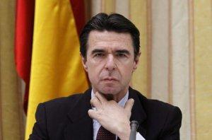 El ministro José Manuel Soria. FOTO: EFE.