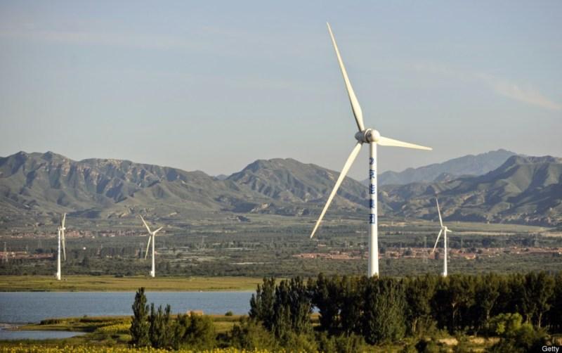 La potencia instalada de los parques eólicos chinos alcanzará los 200 GW en 2020.