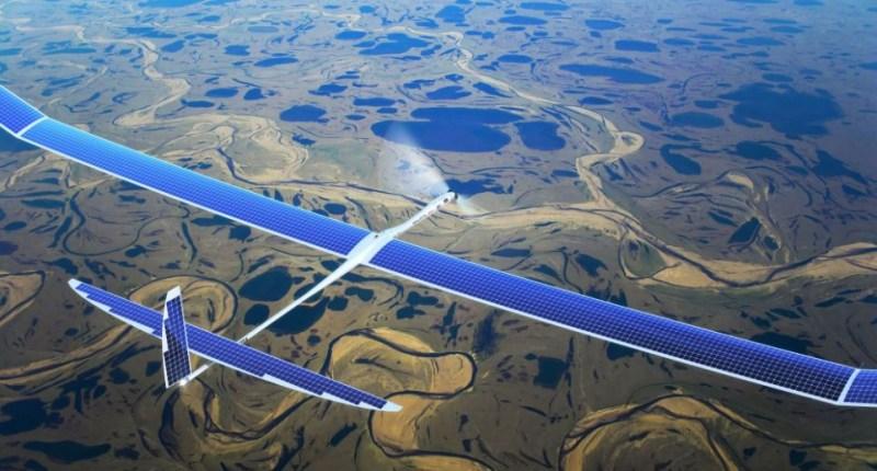 facebook-construye-drones-solares-para-dar-acceso-a-internet