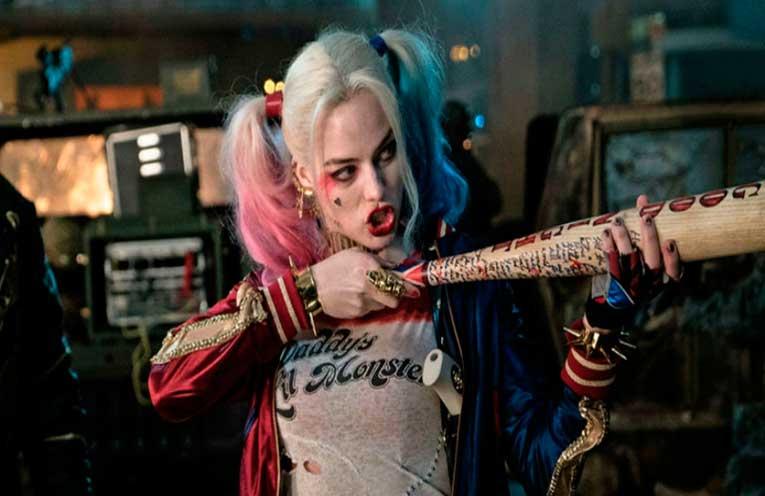 Qui n es la actriz que interpreta a harley quinn en el for Harley quinn quien es