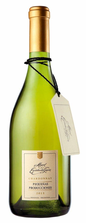 Chardonnay, pequeñas producciones, $470 (sugerido vinoteca)