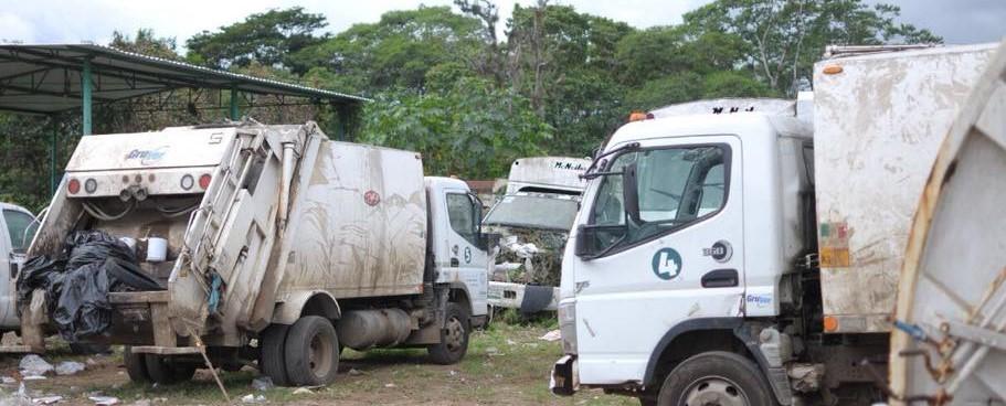 carros de basura