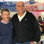 Juan Rey y Santiago Bonifatti