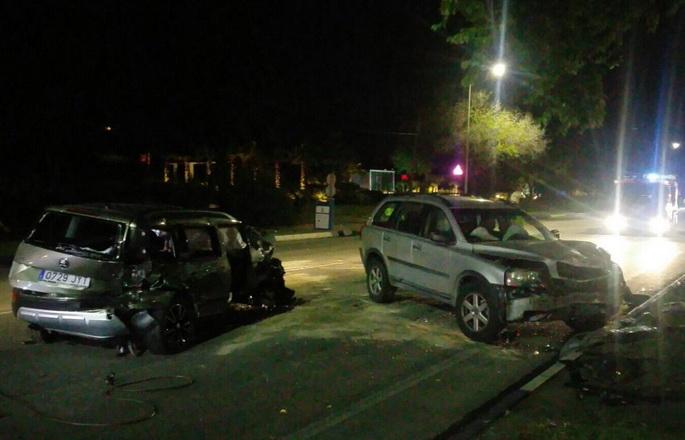 Conductor ebrio atropella a más de 10 personas en España