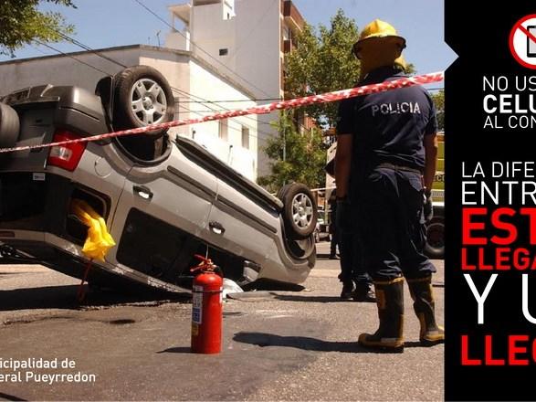 Campaña seguridad vial 2
