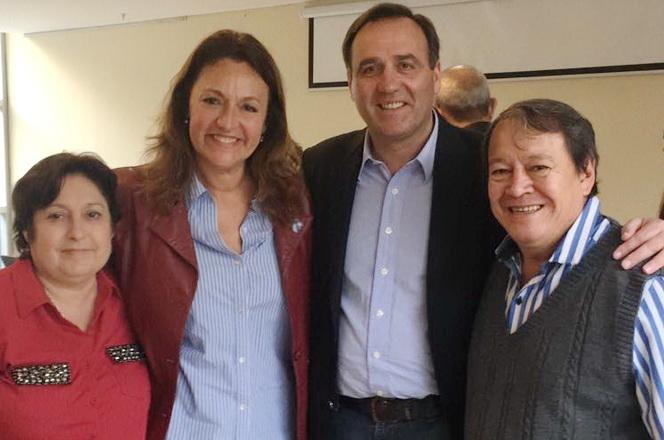 Cambiemos presentó a sus candidatos en Provincia
