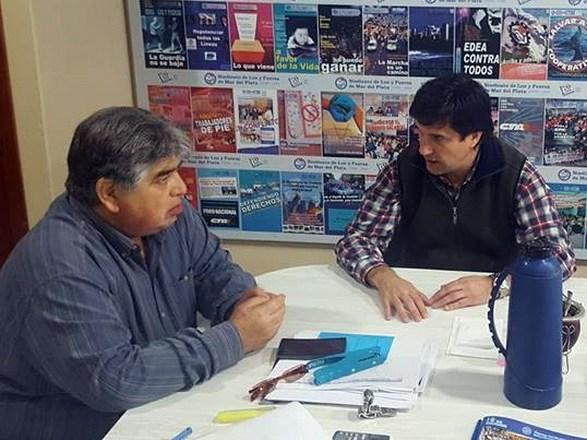 José Rigane y Mario Rodríguez