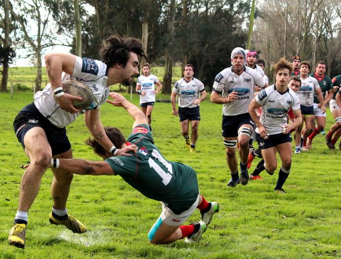 Regional Pampeano: victoria de Sportiva y derrota de Universitario