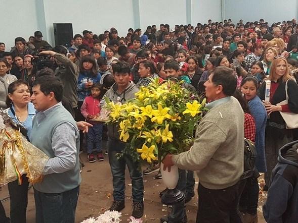 bolivianos