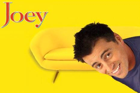 10 spin offs innecesarios: Joey de NBC