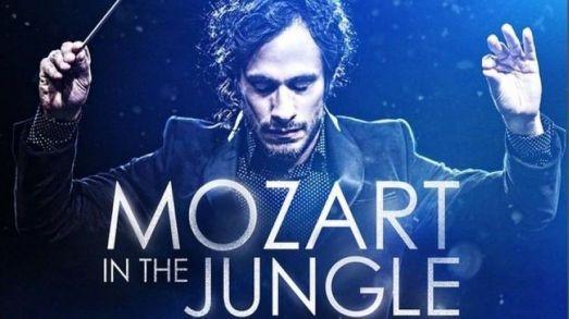 Amazon ordena temporada completa para 4 de sus últimos pilotos: Mozart in the Jungle